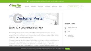 Customer Portal Definition