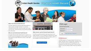 Ihs Patient Portal