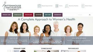 Rittenhouse Women's Wellness Center Patient Portal