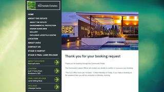 Rochedale Estates Community Portal