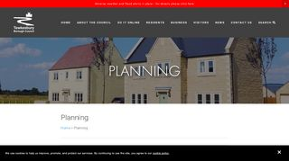 Tewkesbury Planning Portal