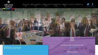 Uffculme School Portal