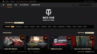 Wot Mod Portal