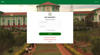 Moi University Student Results Portal