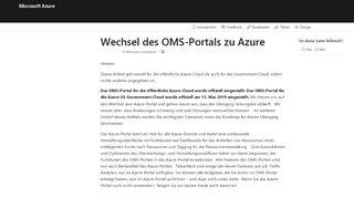 Oms Portal