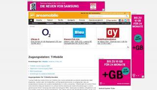 Telekom Wap Portal