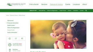 Greenbrier Urology Patient Portal